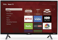 TCL 65S405 65-Inch Roku 4K Ultra HD  120 Hz S-Series Smart LED TV w/ Wi-Fi