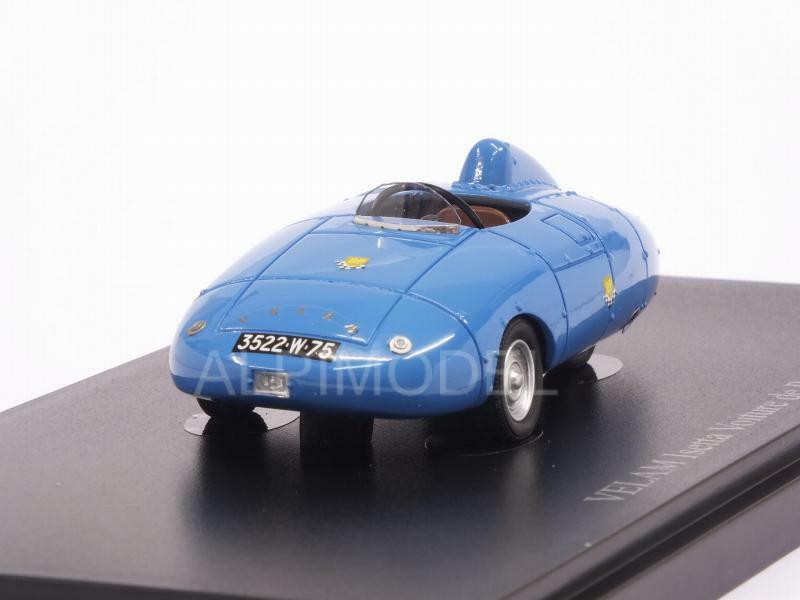 Velam Isetta Voiture de Record 1957 1 43 AUTO CULT 07009