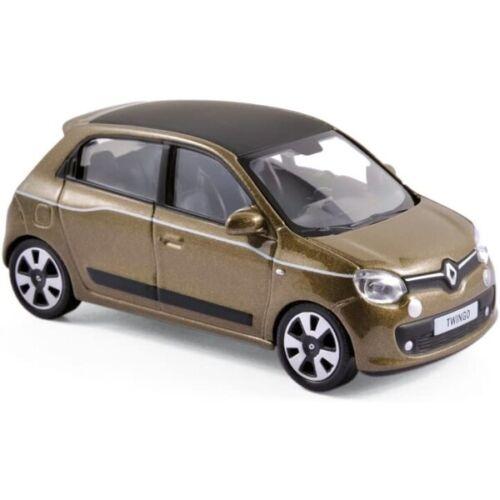 Renault Twingo 2014 Cappuccino Brown 1//43-517415 NOREV