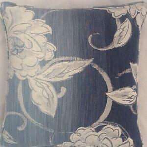 A-16-Inch-Laura-Ashley-cushion-Cover-In-St-Mawes-Denim-fabric