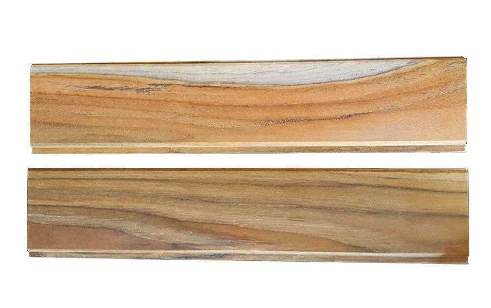 100/% Heartwood 40 Square feet 30 inch Long Teak Wood Tongue /& Groove