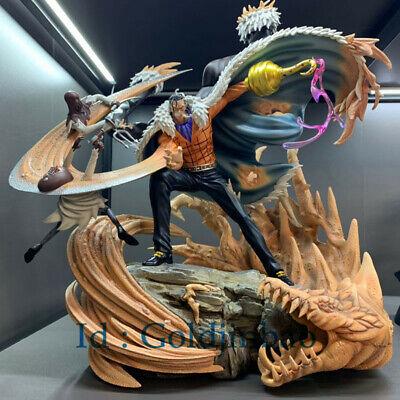 One Piece Sir Crocodile Resin Model Painted 1 6 Scale Mr 0 Figurine In Stock Gk Ebay