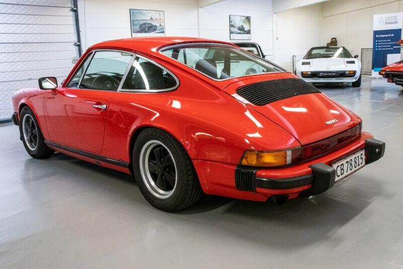 Porsche 911 S - 4