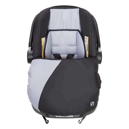 Grey Baby Trend Inertia Infant Car Seat Base