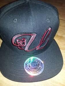 Be-U-Black-Red-original-design-Snapback-LTD-Stock