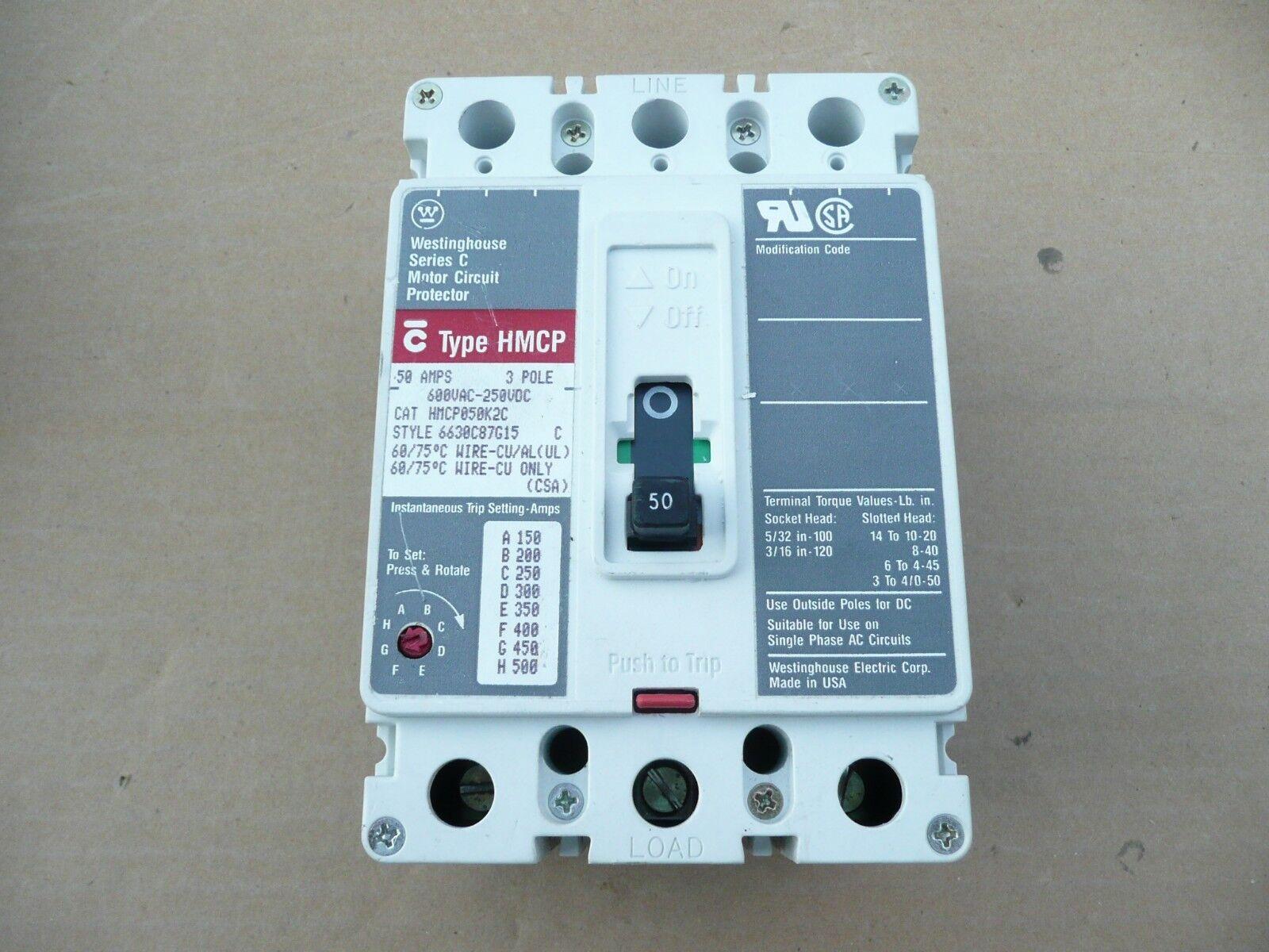 Westinghouse HMCP100R3C Industrial Control System | eBay