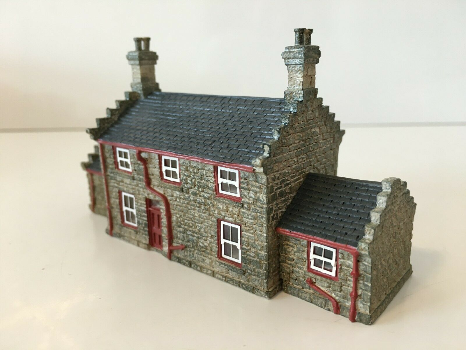 Lyddle End N Gauge Building GOATHLAND STATION SET N8080 N8081 N8081 N8081 N8082 888fe3