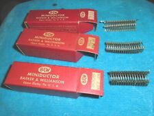 3 Bampw Miniductor Air Core Inductors 3002 3006