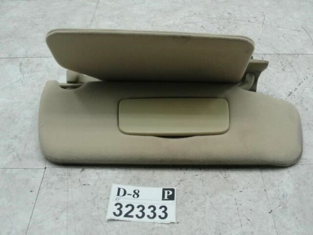 1997 98 Q45 RIGHT PASSENGER FRONT SUN VISOR FLAP SHADE ...