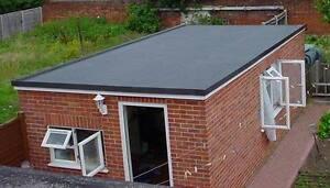 Firestone Rubber Roof Kit (6.1m x 3.5m) Single Garage EPDM ...