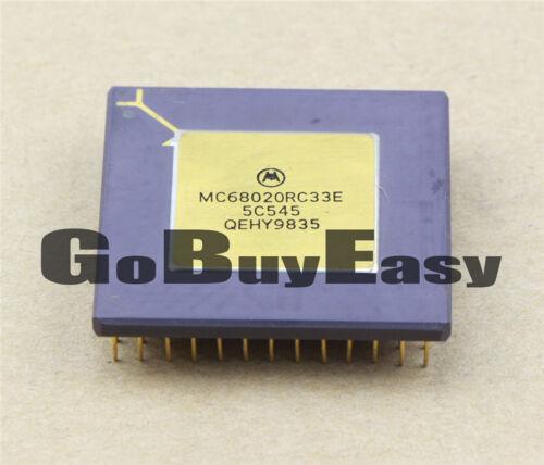 PGA 1PCS nouveau MOTOROLA MC68020RC33E Encapsulation