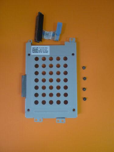 Genuine Dell Vostro 1735 1737 Hard Drive Caddy w//Connector /& Screws U589F X048C