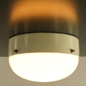 Buente-amp-Remmler-Decken-Leuchte-Bauhaus-Lampe-Vintage-20er-30er-Jahre