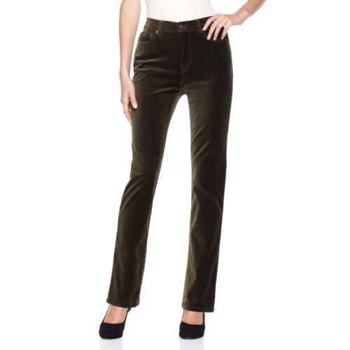 377011 DG2 Stretch Velvet Skinny Jean 218888-A