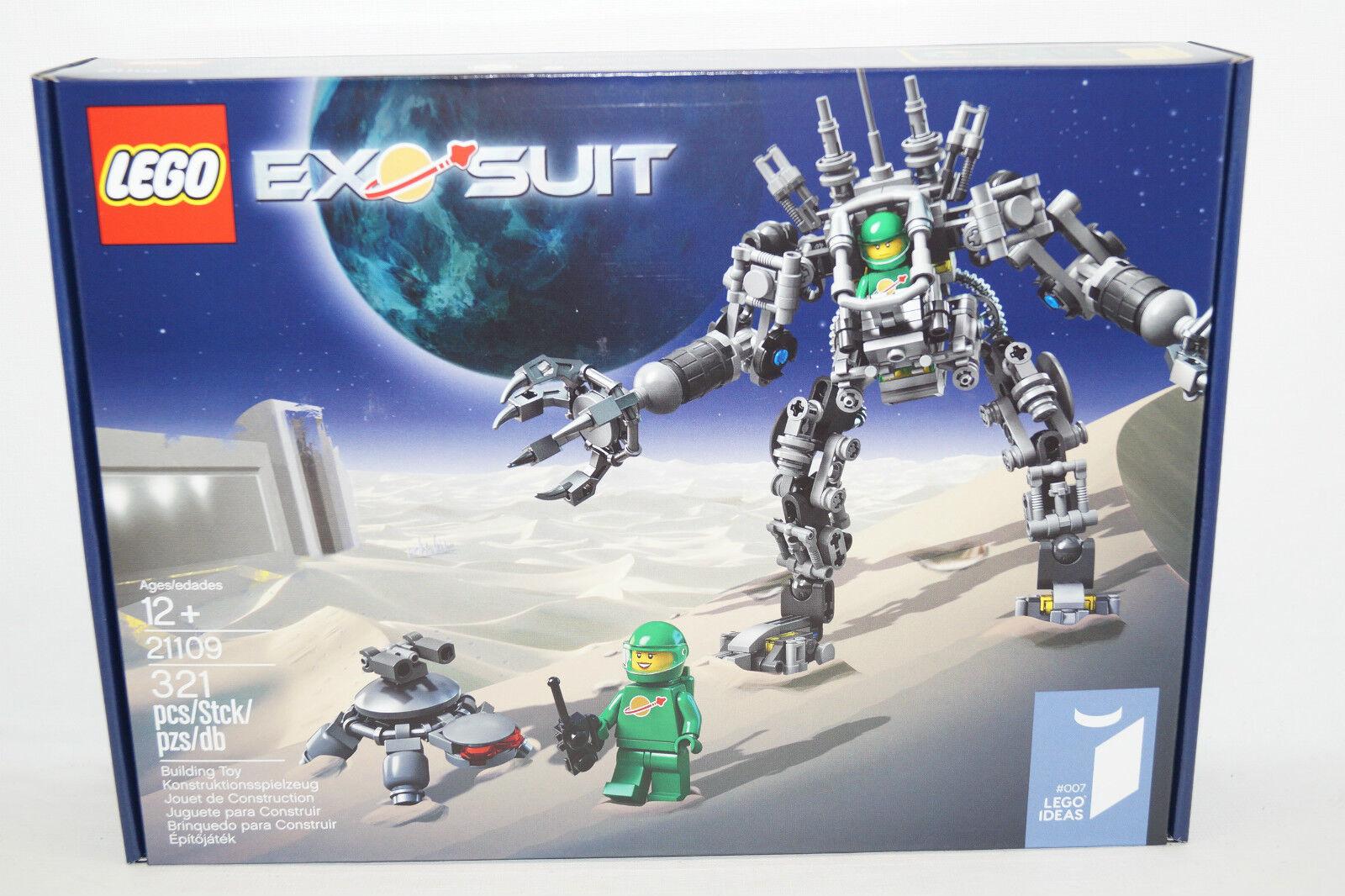 Lego 21109 IDEAS 007 EXO SUIT NEU Space Weltraum Astronauten