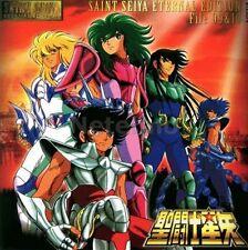 New 0025-6 SAINT SEIYA SOUNDTRACK CD ETERNAL EDITION File No 9 10 Music