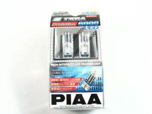 PIAA H-520 Hyper Tera Evolution 6000K T10 LED Mini Wedge Turn Signal Park Bulbs