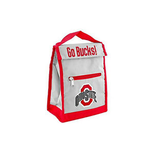 Image Is Loading Ncaa Ohio State Buckeyes Collapsible Amp Insulated Tall