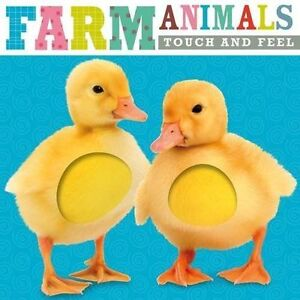 Touch-amp-Feel-Farm-Animals-Touch-amp-Feel-Series-Make-Believe-Ideas-Used-Good