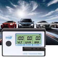 Ls162 Window Tint Solar Film Transmission Meter Vlt Uvr Irr