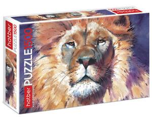 Puzzle 1500 pieces 68*45cm Hatber