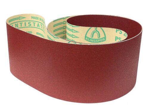 3er-Set Klingspor Schleifband PS28F150 x 2280 mmKörnung frei wählbar