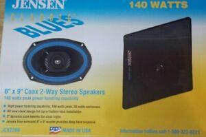 NEW-Vintage-Jensen-Car-Speakers-JCX2269-Motor-Auto-Audio
