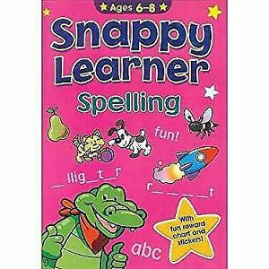 Snappy Learner Reading and Writing (2013, Paperback)