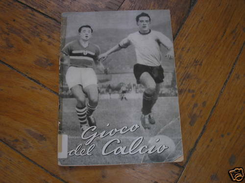 GAME FOOTBALL BY G. CARRINGTON THE SCUOLA ED. BRESCIA