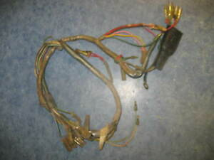 image is loading main-wiring-harness-1972-1973-honda-ct90-k4-