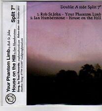 (CI272) Rob St John / Ian Humberstone, split single - 2011 DJ CD