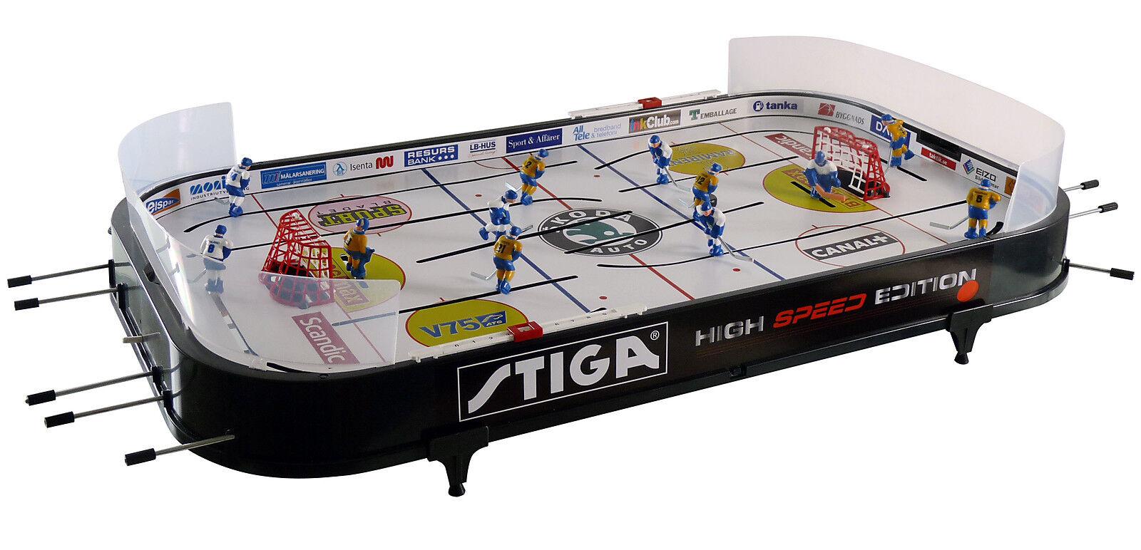 Stiga 71 1144 20 High Speed Eishockey Spiel Tisch