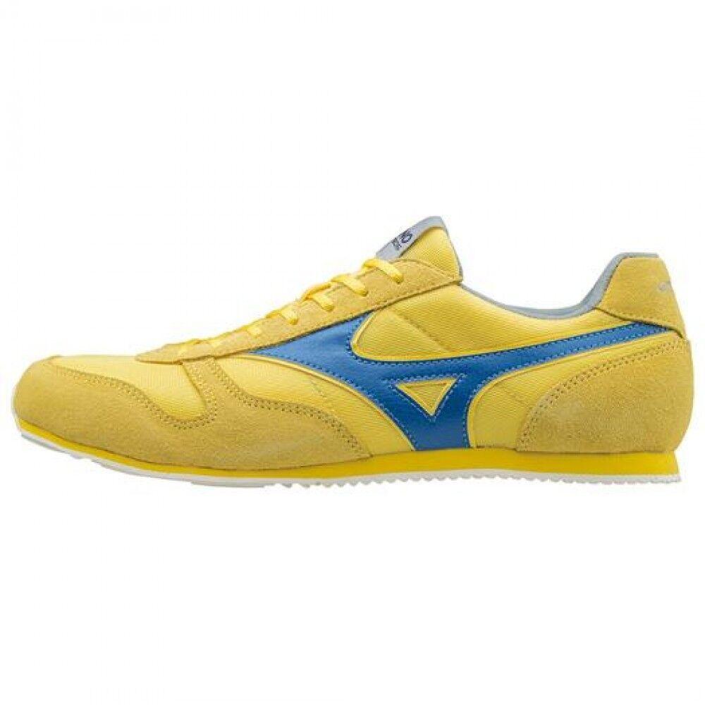 Mizuno sports-style casual sneakers MIZUNO RS88 D1GA1621 Yellow X bluee