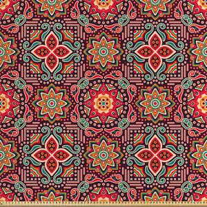 Orientalische Nahtlose Paisley Muster Dekorative 7