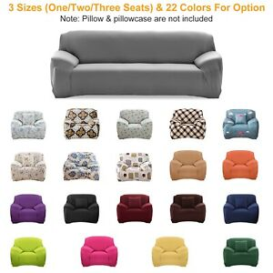 Stupendous Details About 1 2 3 Seat Sofa Cover Couch Loveseat Slipcover Dog Pet Mat Furniture Protector Inzonedesignstudio Interior Chair Design Inzonedesignstudiocom