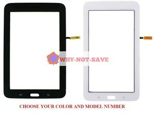Touch Glass Screen Digitizer Replacement part for Samsung Galaxy TAB E Lite 7.0