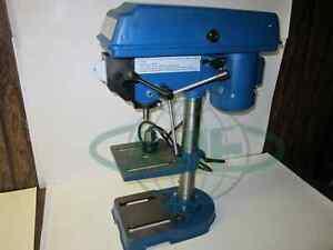 1-2-034-Dia-Capacity-Bench-Drill-Press-High-efficieny-Drilling-Machine-New