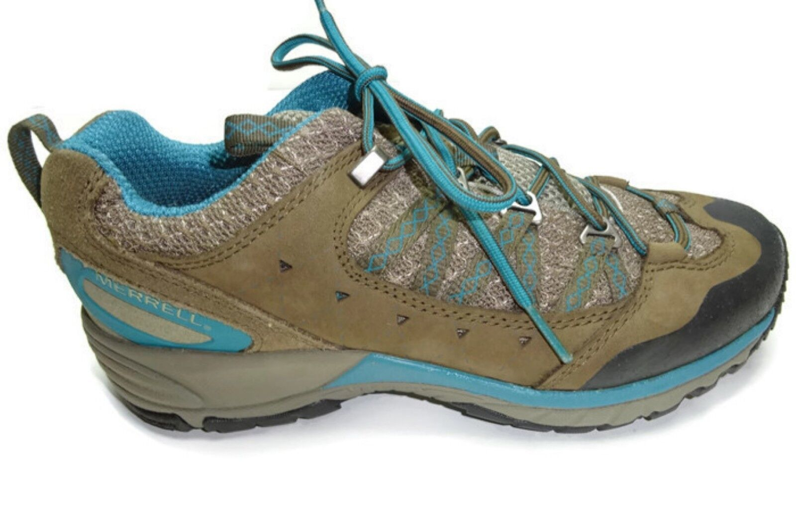 Merrell Avian Femme Marron/teal Light Sport Canteen Casual Hiking