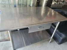 New Listingduke Manufacturing Heavy Duty 48in Stainless Steel Prep Table 314sm Pick Up Only