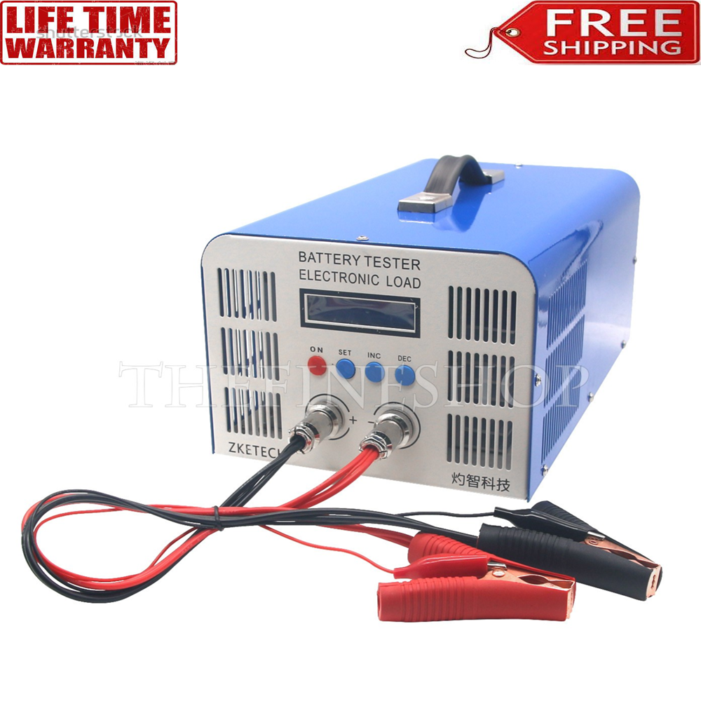 EBC-A40L High-current Lithium Battery Capacity Tester 5V Cycle 35A Charge 40A