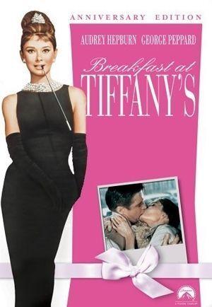 1 of 1 - Breakfast At Tiffany's (1961) Anniversary Edition - NEW DVD - Region 4