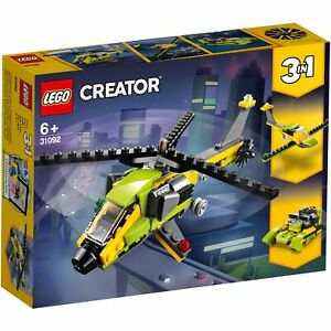LEGO-Creator-Hubschrauber-Abenteuer-Konstruktionsspielzeug