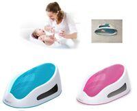 Newborn Bath Seat Support Chair Baby Infant Tub Shower Bath Clean Portable Mesh