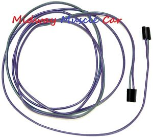 Details about convertible power top wiring harness Pontiac GTO lemans on