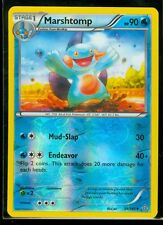 Pokemon MARSHTOMP 34/160 - XY Primal Clash Rev Holo MINT!