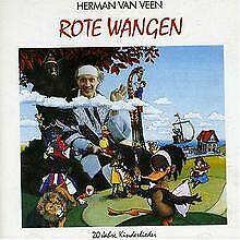 Rote-Wangen-20-Jahre-Kinderlieder-von-Veen-Herman-Van-CD-Zustand-gut