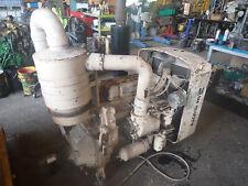 Detroit Diesel 4 53 Engine Power Unit Video 453 Lh Exhaust Pto Clutch
