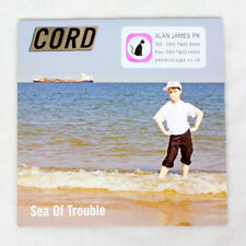 Cord - Sea Of Trouble - music cd ep