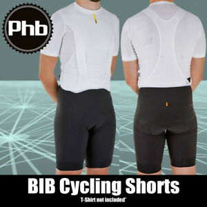 PHB Ladies Padded Auto Contour Breathable Sports Bike//Bicycle//Cycling Bib Tight