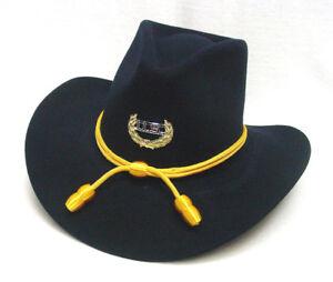 Navy Blue Civil War Union Yankee era style Cavalry hat Sizes 7 1 4 ... 86b00f2331d